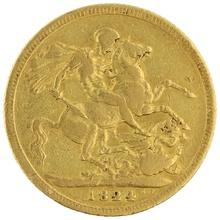 1824 Sovereign
