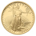 1990 Proof Tenth Ounce Eagle Gold Coin MCMXC