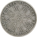 1692 William and Mary Halfcrown - Good Fine