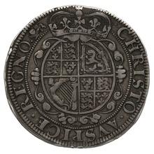 1643-4 Charles I Hammered Silver Halfcrown York Mint Scarce