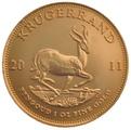 2011 1oz Gold Krugerrand