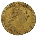 1783 George III Guinea Gold Coin