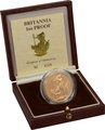 1988 Britannia One Ounce Proof Gold Coin Boxed