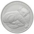 2012 1kg Kilo Silver Australian Koala