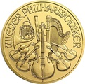 2014 Quarter Ounce Gold Austrian Philharmonic