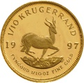 1997 Proof Tenth Ounce Krugerrand