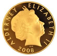 2008 Concorde One Kilo Gold Proof Coin Boxed
