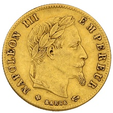 5 French Francs