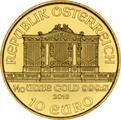 2018 Tenth Ounce Austrian Gold Philharmonic Coin