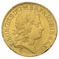 1721 George I Guinea Gold Coin
