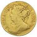 1714 Queen Anne Gold Guinea