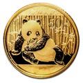 2015 1/10 oz Gold Chinese Panda Coin