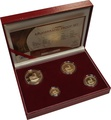 Krugerrand 2006 4-Coin Gold proof Set Boxed