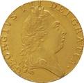 1790 George III Guinea - Very Fine