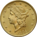 Best Value American Gold Double Eagle $20 Bullion