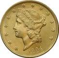 Best Value American Gold Double Eagle $20 Bullion