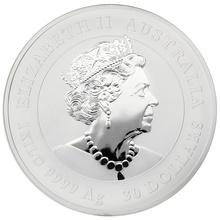 2020 1 Kilo Australian Lunar Year of the Mouse Silver Coin