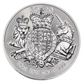 2020 10oz Silver Royal Arms Coin