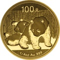 2010 1/4 oz Gold Chinese Panda Coin