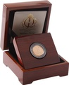 Gold 2012 Diamond Jubilee Celebration Sovereign Boxed