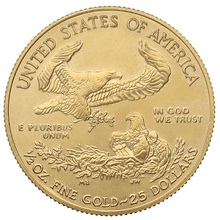 2019 Half Ounce American Eagle Gold Coin