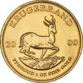 2000 1oz Gold Krugerrand