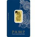 PAMP 10 Gram Gold Bar Minted