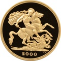 Specific Year 5 Pound Gold Coins