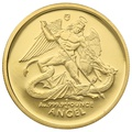 1995 Proof Quarter Ounce 1/4oz Angel Gold Coin
