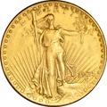 1925 $20 Double Eagle St Gaudens Head Gold Coin Philadelphia