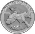 2011 1oz Silver Kookaburra