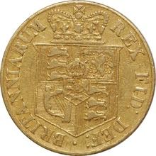 George III 1817 Half Sovereign