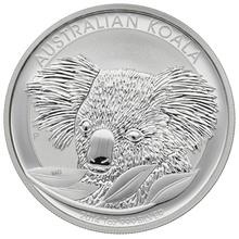 2014 1oz Silver Australian Koala