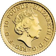 2020 Tenth Ounce Gold Britannia