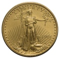 2005 Tenth Ounce Eagle Gold Coin