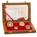 Krugerrand 2009 Prestige 4-Coin Gold proof Set Boxed