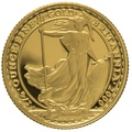 2000 Quarter Ounce Proof Britannia Gold Coin