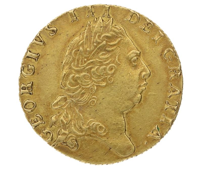 1797 George III Guinea