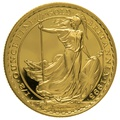 1995 Half Ounce Proof Britannia Gold Coin