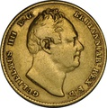 1835 Gold Sovereign - William IV