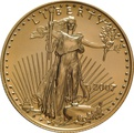 2007 Half Ounce Eagle Gold Coin