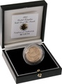 1995 £2 Two Pound Proof Gold Coin: Peace Dove WWII Boxed