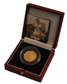 Gold Proof 2004 Fifty Pence Piece - Roger Bannister Boxed