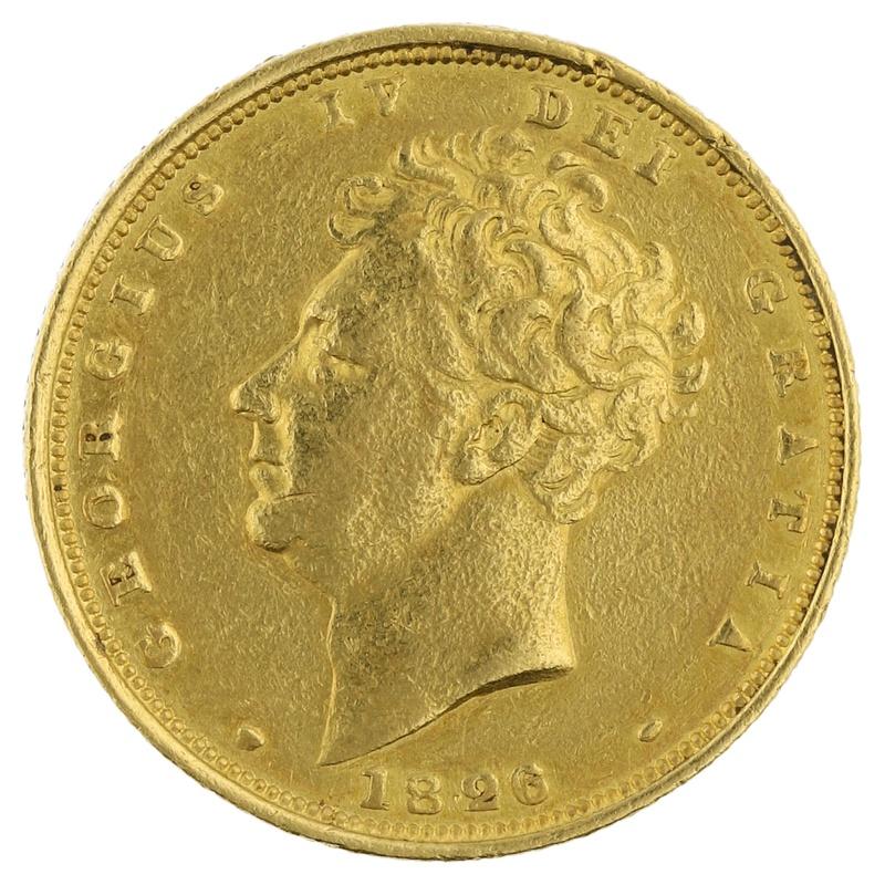 1826 Sovereign