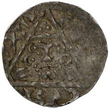 1247-79 Irish Henry III Silver Penny Ricard on Dublin