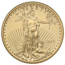2019 Quarter Ounce American Eagle Gold Coin