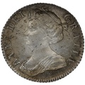1708 Queen Anne Silver sixpence