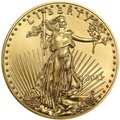 2021 Quarter Ounce American Eagle Gold Coin