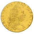 1781 George III Half Guinea