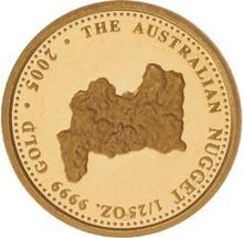 Twenty-Fifth Ounce Gold Australian Nugget Best Value